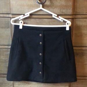 Suede Skirt Never Worn